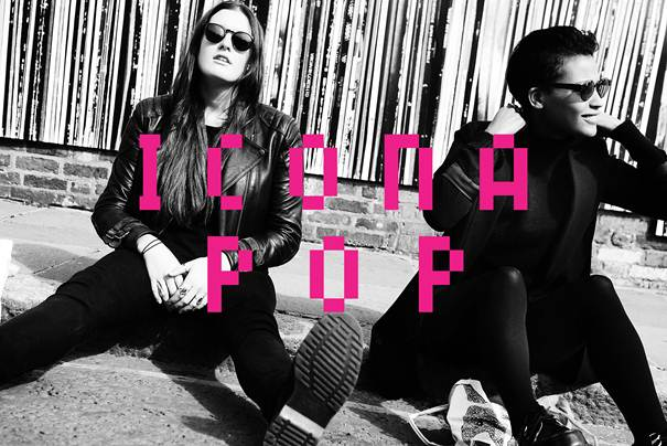 Swedish Duo Icona Pop Join Passion Pit for North American Tour