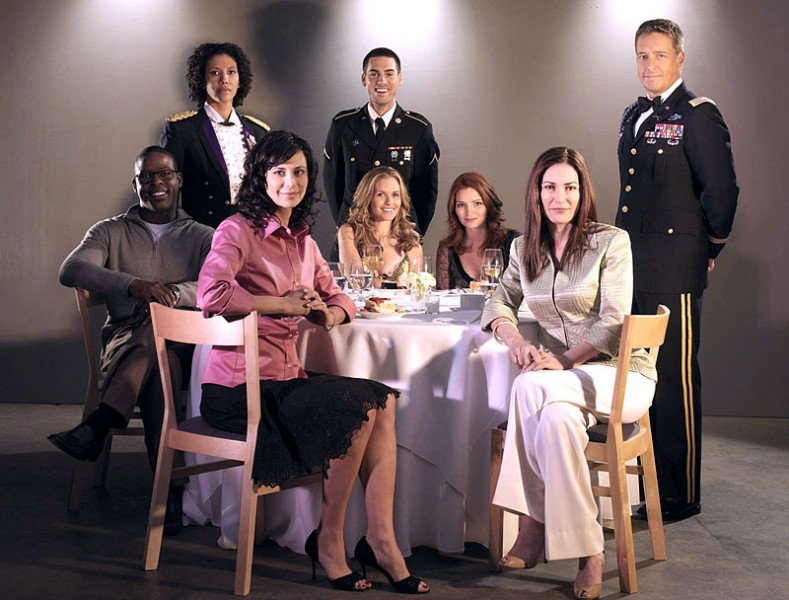 Lifetime's ARMY WIVES Returns for 7th Season on 3/10