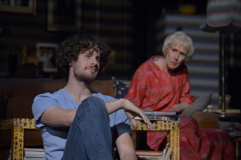 Photo Flash: First Look at Reggie Gowland, Susan Blommaert and More in 4000 MILES
