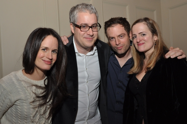 Elizabeth Reaser, Rolin Jones, Justin Kirk, Keira Naughton