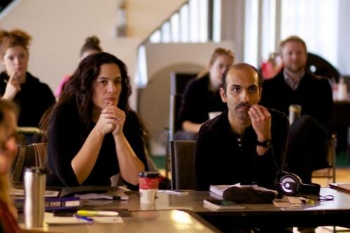 Amy J. Carle and Kareem Bandealy