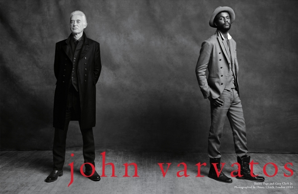 Photo Coverage: John Varvatos Spring Campaign