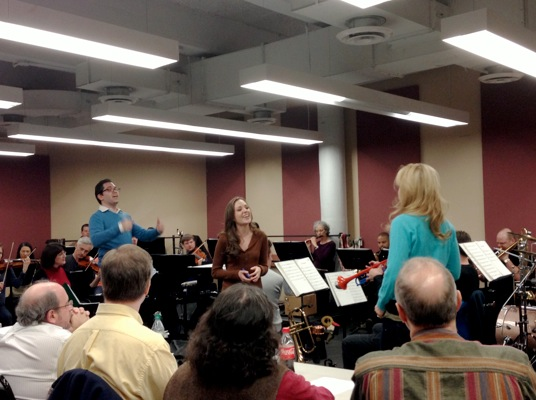 BWW Blog: Cody Williams of R+H's CINDERELLA - Sitzprobe!