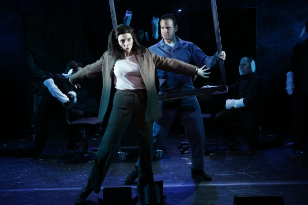 Photo Flash: First Look at Sean McDermott as 'Hannibal Lecter' in SILENCE! THE MUSICAL
