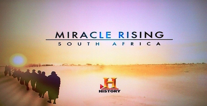 H2 to Premiere MIRACLE RISING: SOUTH AFRICA on 2/17
