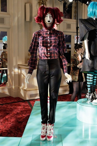 Photo Coverage: À La Disposition S/S 2013 Collection Preview