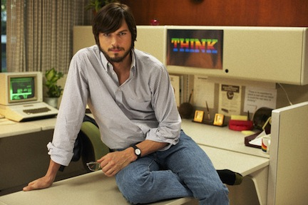 jOBS, Starring Ashton Kutcher, Set for 4/19 Release