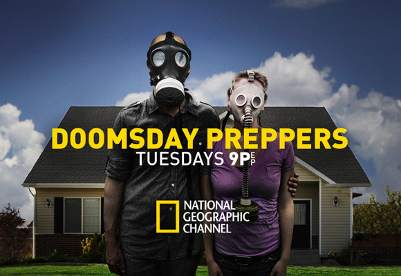 National Geographic to Air DOOMSDAY PREPPERS Valentine's Day Special