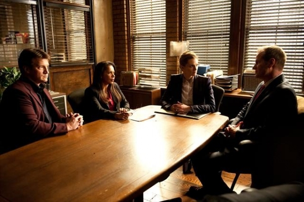 Photo Flash: First Look - CASTLE's 'Recoil' Episode, Airing 2/4