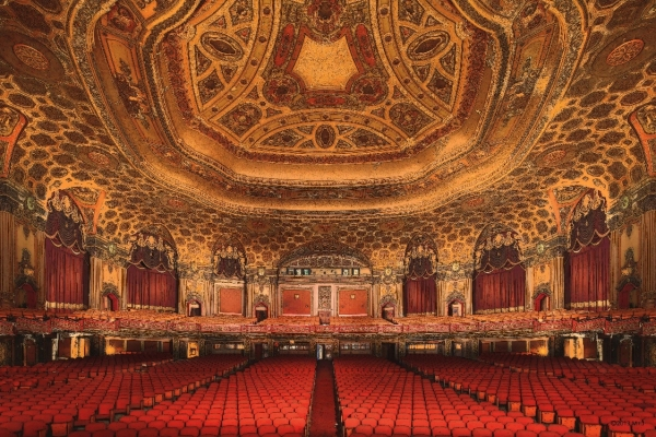 Photo Flash: BP Markowitz, Mayor Bloomberg Break Ground on Restoration of Loew's Kings Theatre in Flatbush