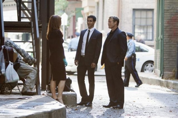 Photo Flash: First Look at BODY OF PROOF's Season Premiere, 2/19