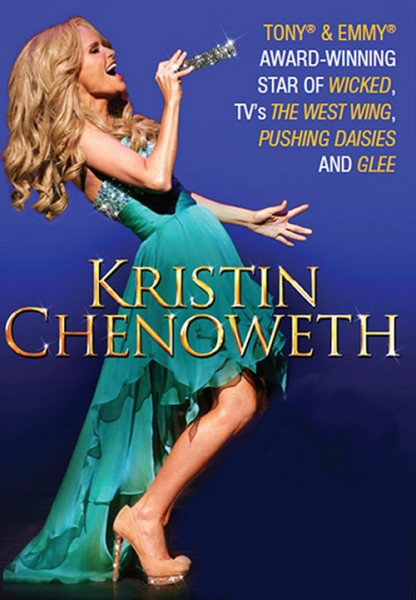 Kristin Chenoweth to Perform in UK for the First Time in Over a Decade on Debut UK Tour this March