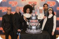 Photo Flash: Dutch Production of SISTER ACT Begins Rehearals