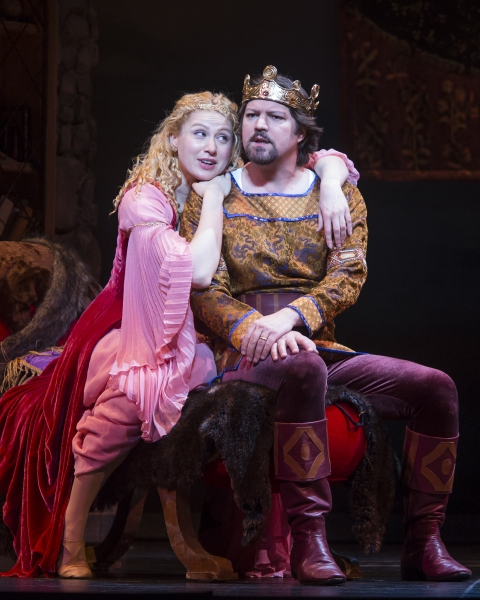 Photos: First Look at Robert Petkoff, Tony Sheldon and More in TUTS' CAMELOT