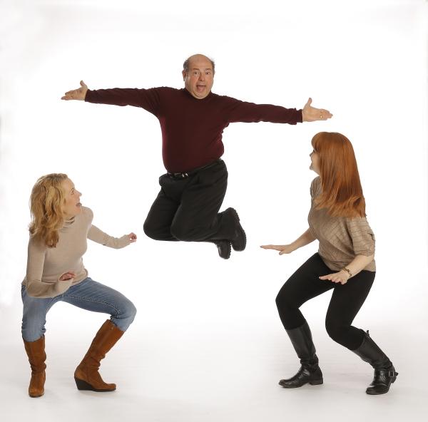 Erin Dilly, Danny Rutigliano, Kate Skinner Photo