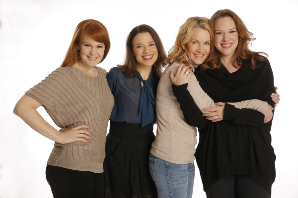 Photo Flash: Meet the Cast of Encores! FIORELLO- Kate Baldwin, Erin Dilly and More!