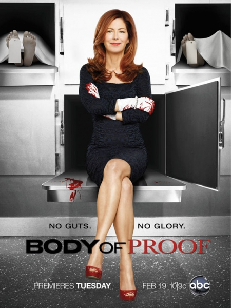 Photo Flash: First Look - Poster Art for New Season of ABC's BODY OF PROOF