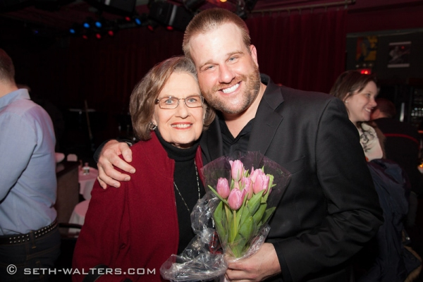 Photo Flash: Stephen Wallem Plays Broadway at Birdland!