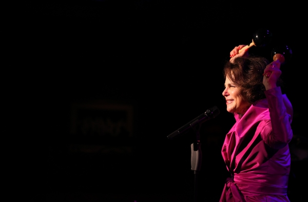 Photo Coverage: Tovah Feldshuh Previews her 54 Below Engagement