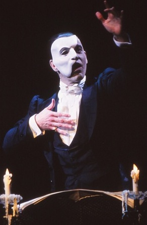 PHANTOM FLASHBACK: The Men Behind the Mask- Broadway's Past Phantoms