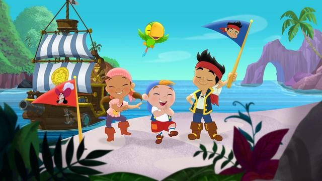 Disney Invites Fans to Participate in the JAKE AND THE NEVER LAND PIRATES Birthday Bash