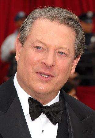 Former VP Al Gore Set for LATE SHOW Appearance Next Week