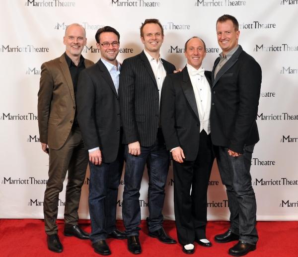 Harrison, Matt Ryan, Marc and Aaron