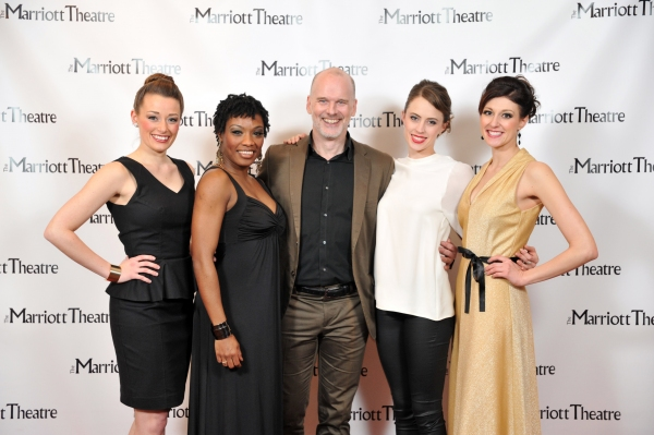 Photo Flash: Opening Night at Marriott Theatre's NOW AND FOREVER