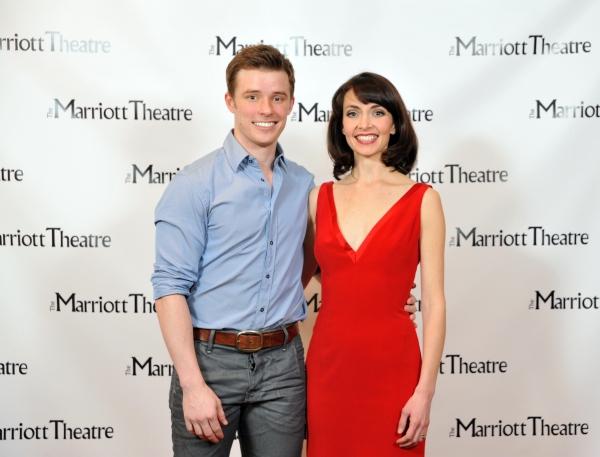 Sam Rogers and Erin Stewart