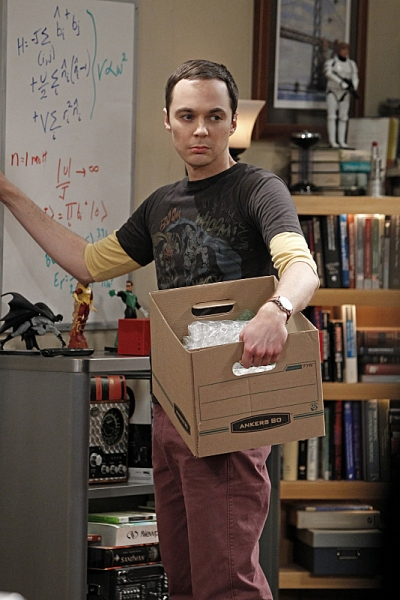 Jim Parsons at THE BIG BANG's 'Spoiler Alert Segmentation,' Airing 2/7
