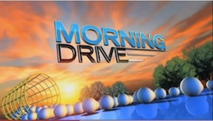 Golf Channel's MORNING DRIVE Expands to 7 Days a Week; Charlie Rymer Joins as Co-Host