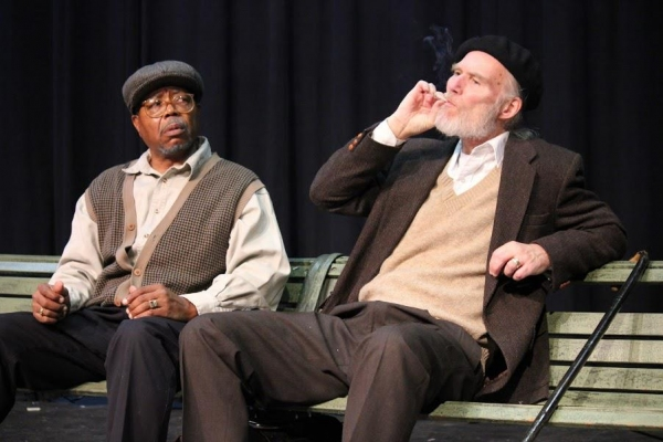 Photo Flash: First Look at I'M NOT RAPPAPORT at Playhouse 1960 Theatre