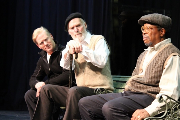 Wayne White, John Stevens, Sedric Willis Photo
