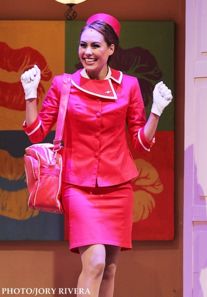 Photo Coverage: First Look at Rep's BOEING-BOEING