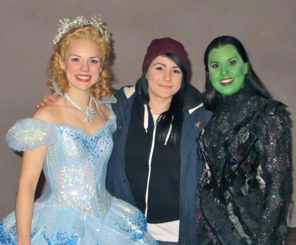 Gina Beck, Lucy Spraggan, Louise Dearman