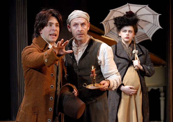 Photo Flash: First Look at Ed Shea, Andrew Iacovelli and More in 2nd Story's AMADEUS