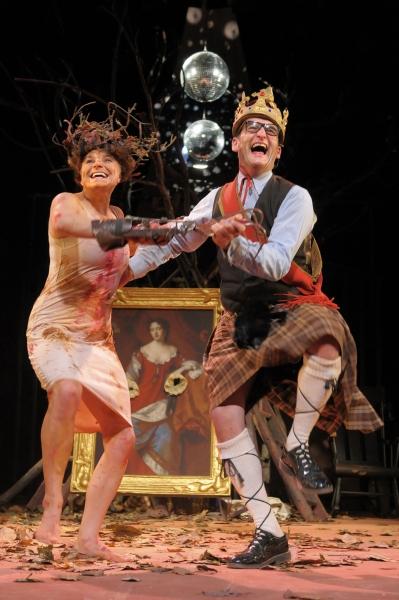 Photo Flash: First Look at Kneehigh's THE WILD BRIDE at Berkeley Rep
