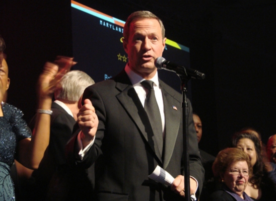 Photo Flash: Anthony Kearns Sings at Maryland Democratic Party's Inaugural Ball
