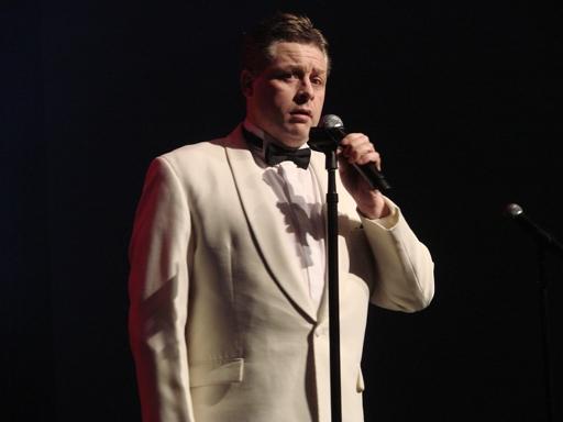 Photo Flash: Anthony Kearns Sings at Maryland Democratic Party's Inaugural Ball