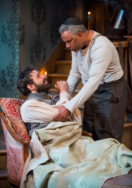 Photo Flash: First Look at Northlight's THE WHIPPING MAN, Opening Tonight