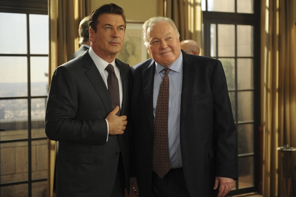 Alec Baldwin, Jim Downey at First Look at 30 ROCK's Series Finale