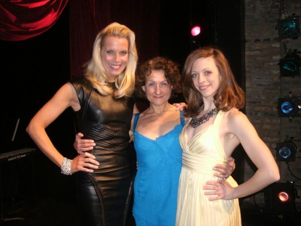 Heather Townsend, Marya Grandy and Leah Morrow Photo