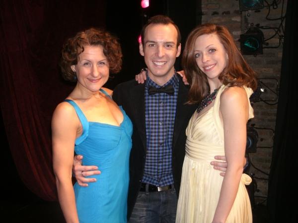 Marya Grandy, Stephen Schellhardt, Leah Morrow