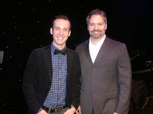 Photo Flash: Opening Night of A GRAND NIGHT FOR SINGING at Mercury Theater