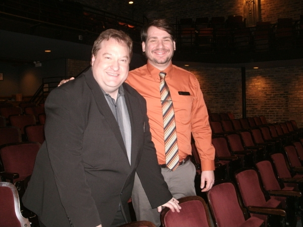 Walter Stearns and Jason Epperson Photo