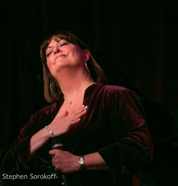 Photo Coverage: Ann Hampton Callaway Brings BRIDGES to Birdland