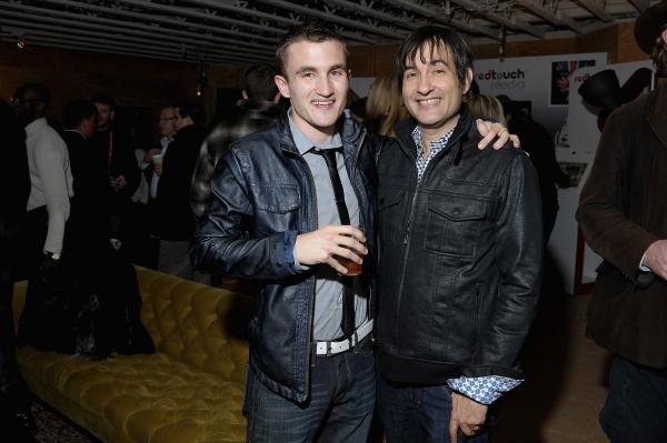 Photo Flash: jOBS' Ashton Kutcher, Josh Gad and More Celebrate at Sundance Closing Night