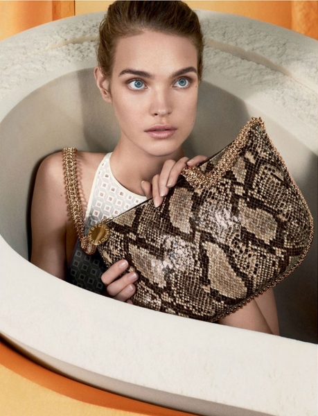 Photo Coverage: Stella McCartney Spring Campaign