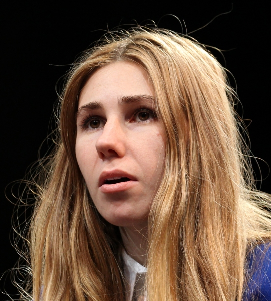 Zosia Mamet  at Meet the Company of MCC Theater's REALLY REALLY