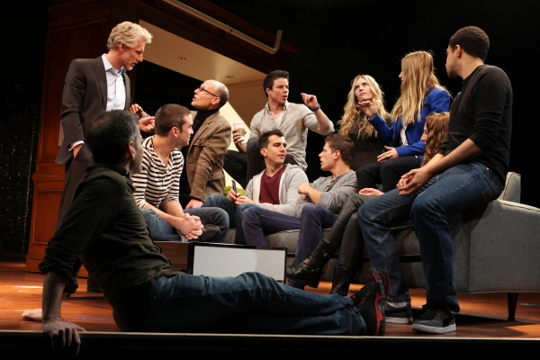Photo Coverage: Meet the Company of MCC Theater's REALLY REALLY